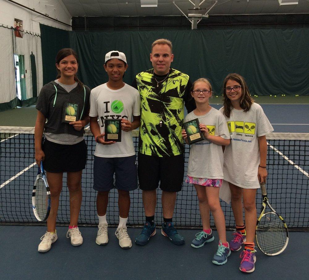 Nassau Tennis Club: 1800 US Hwy 206, Skillman, NJ