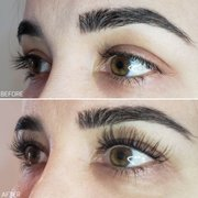 ee9a0ac14e9 YUMI™ Keratin Eyelash Lift Photo of Fabulash Lift - Vancouver, BC, Canada.  She uses Eye Envy Lash