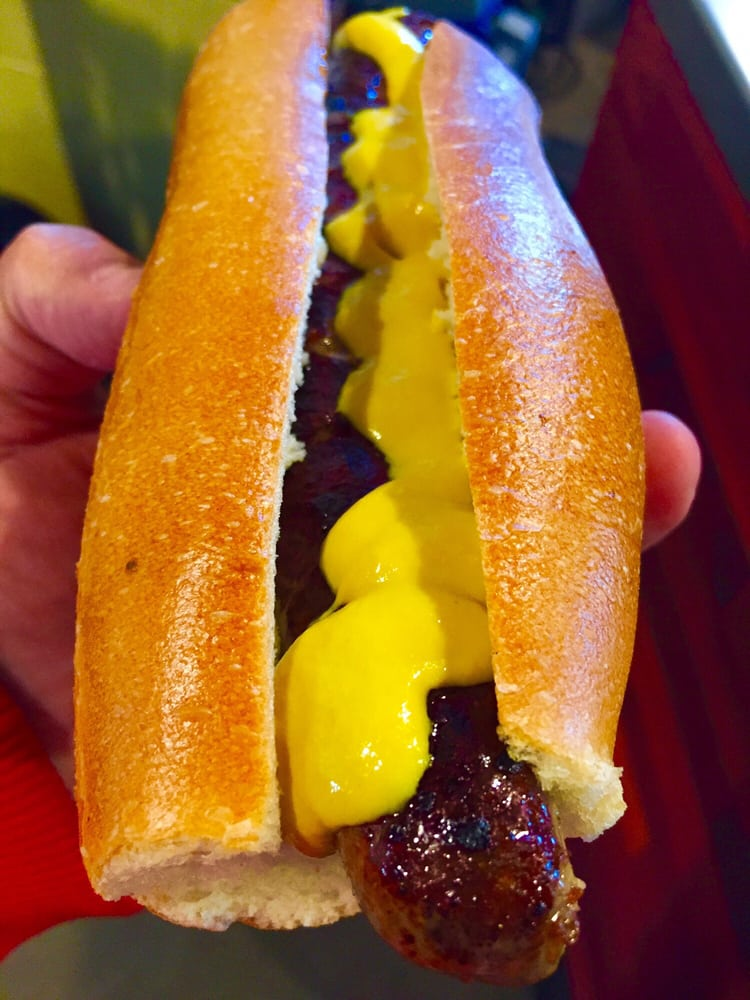 Joe's Grilled Gourmet Dogs: 902 Occidental Ave S, Seattle, WA