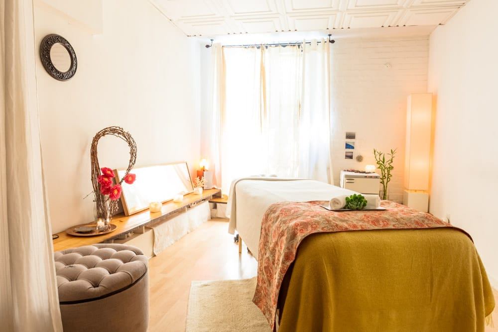 Rhemedy By Rhed Therapeutic Massage: 230 W 13th St, New York, NY