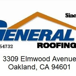 Photo Of General Roofing   Oakland, CA, United States