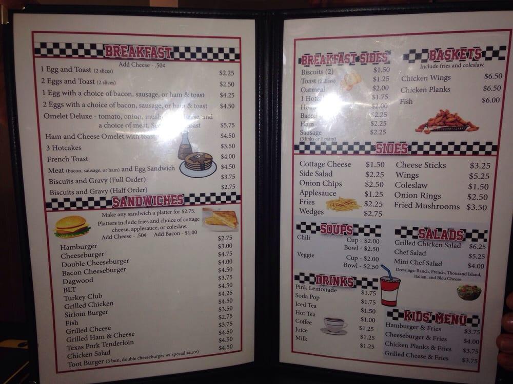 Dixie Diner: 595 W Main St, New Lebanon, OH