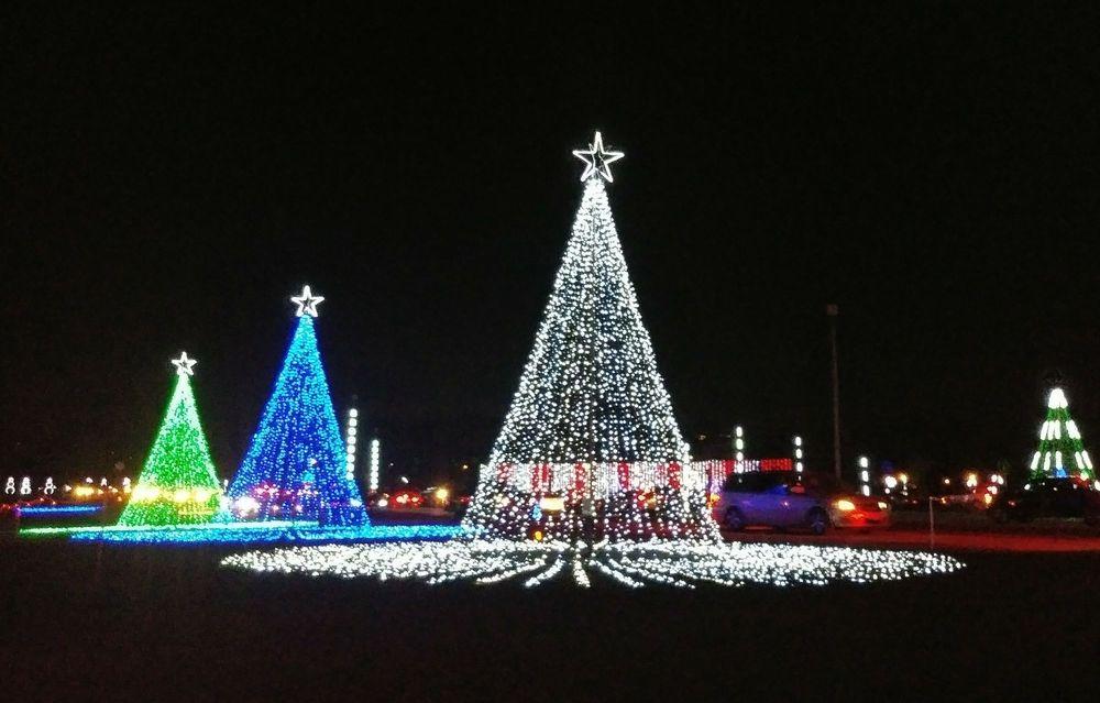 Coney Island Christmas.Christmas Nights Of Lights Yelp