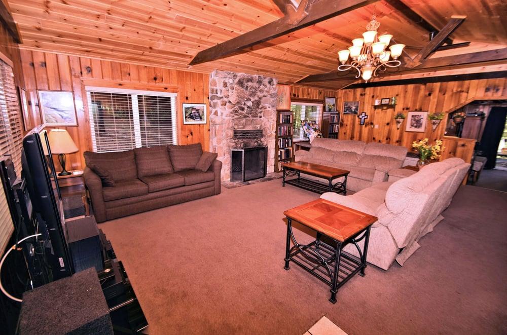 Fun Cabin Rentals - 25 Photos - Vacation Rentals - 22743 Bret Harte ...