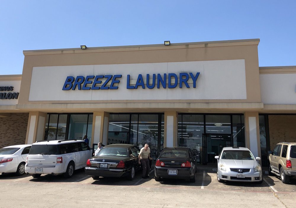 Breeze Laundry: 3501 Gus Thomasson Rd, Mesquite, TX