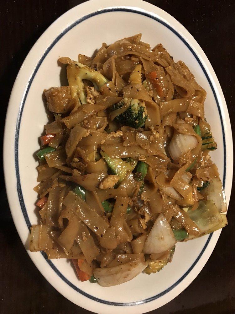 Food from Diamond Thai