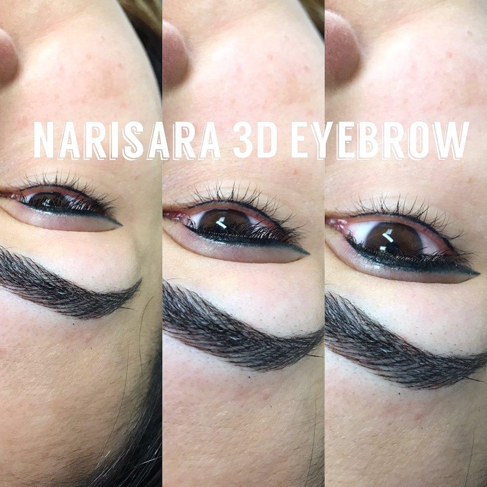 Narisara 3d Eyebrow 168 Photos 16 Reviews Permanent Makeup