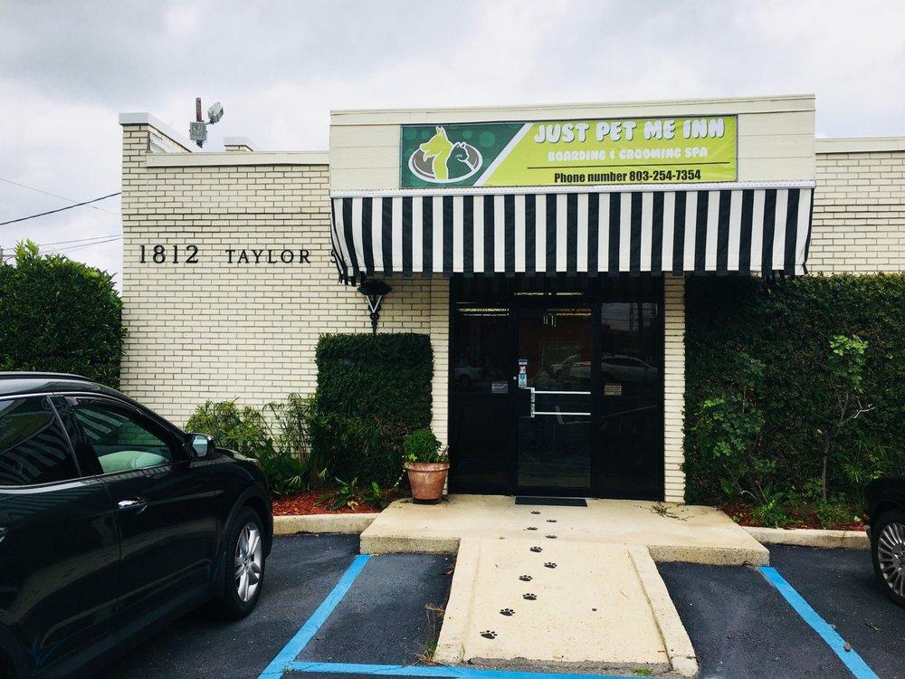 Just Pet Me Inn: 1812 Taylor St, Columbia, SC