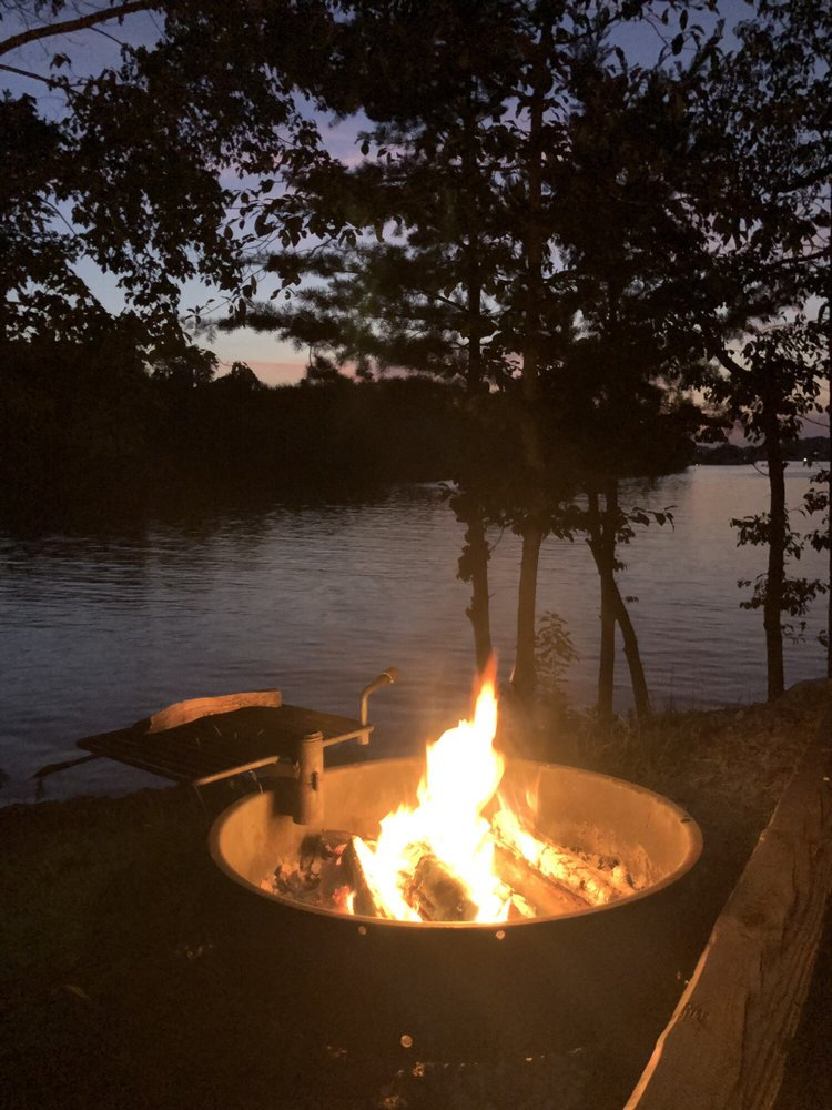 Yarberry Campground: 4825 Yarberry Rd, Lenoir City, TN
