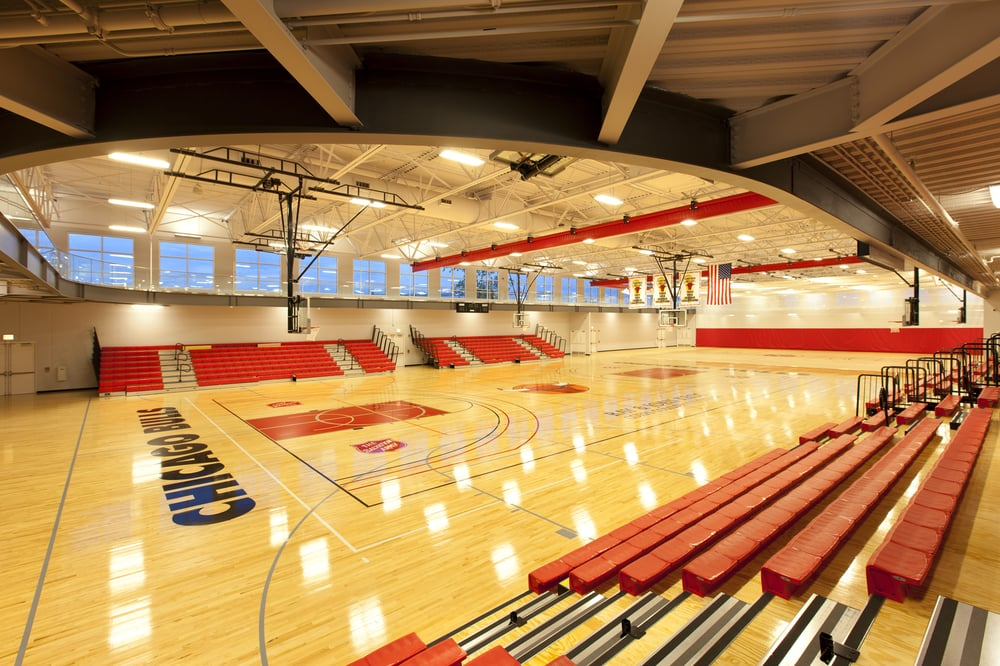 KROC / Bulls Basketball Court - Gym and indoor track - Yelp