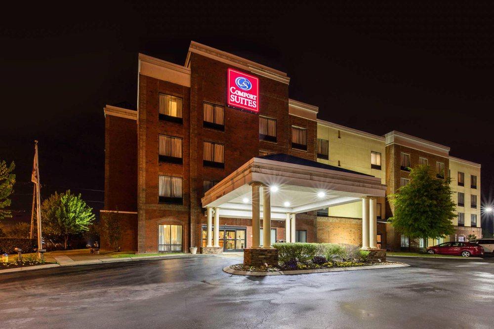 Comfort Suites: 226 North Thompson Lane, Murfreesboro, TN