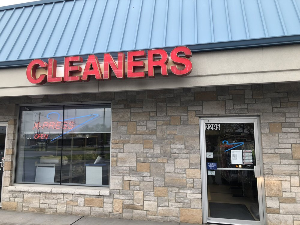 Xpress Cleaners: 2295 Grand Island Blvd, Grand Island, NY
