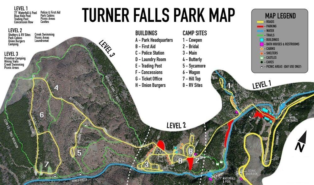 Turner Falls Cabin Rental Vacation Rentals 510 Ealey