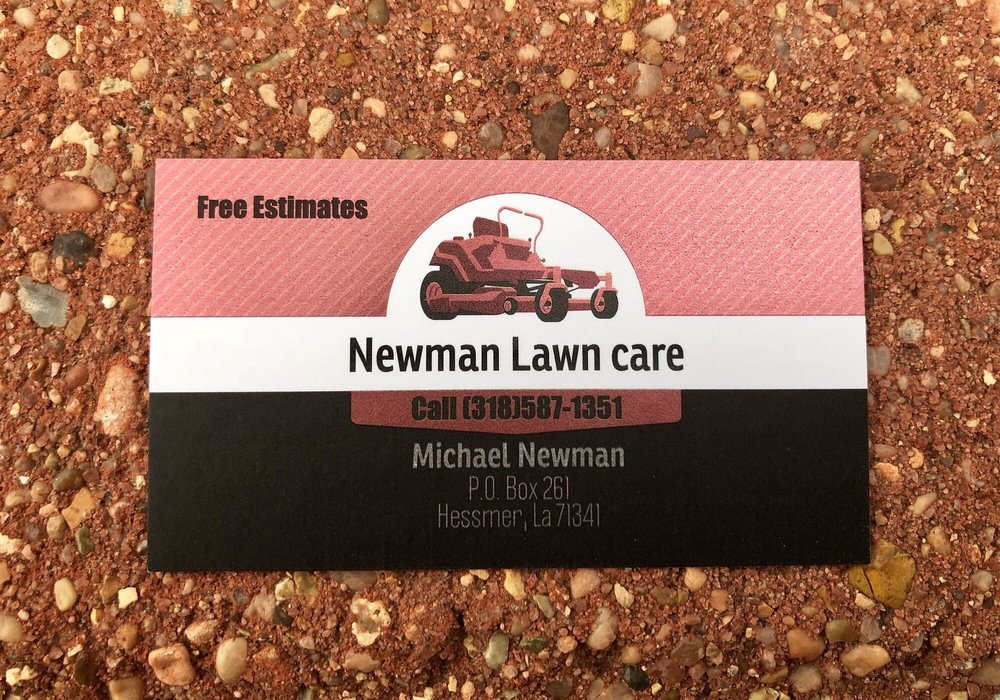 Newman Lawn Care: Hessmer, LA