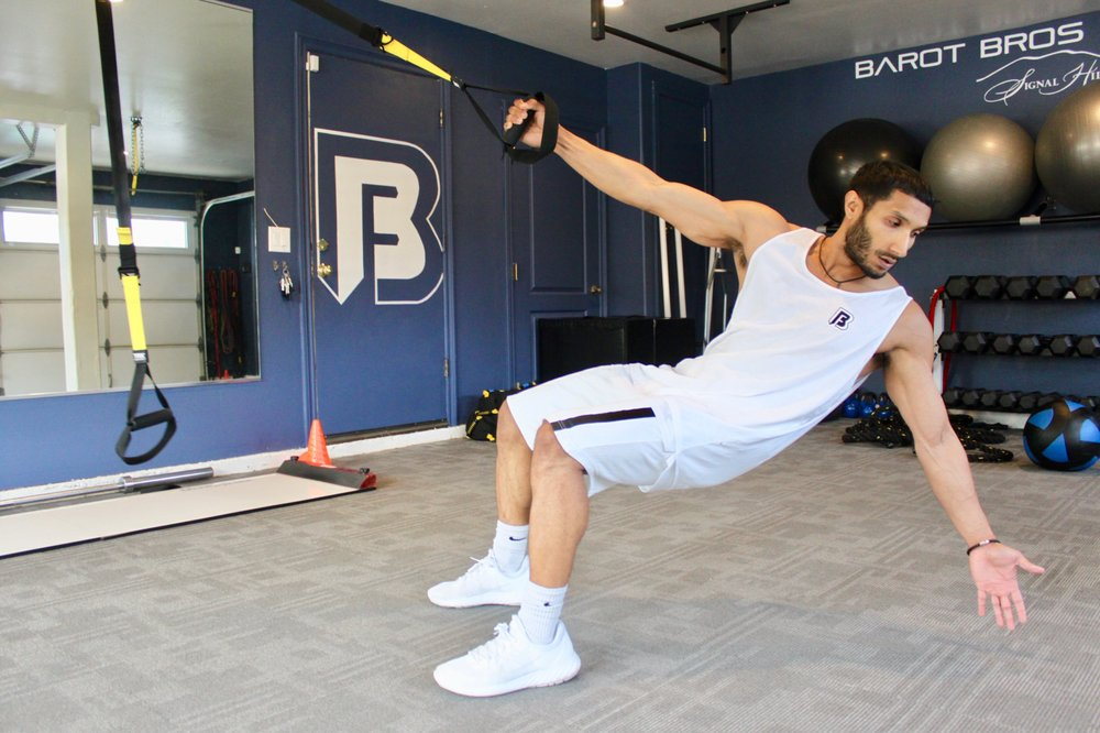 Barot Bros Fitness
