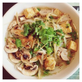 Photo Of Phoenix Garden Vegetarian Restaurant Richmond Va United States Vegan Pho