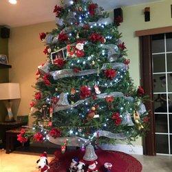 Photo of Happy Holiday Christmas Trees - Miami, FL, United States ...