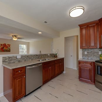 Photo Of Global Home Decor   Norfolk, VA, United States. Cherry Cabinets And