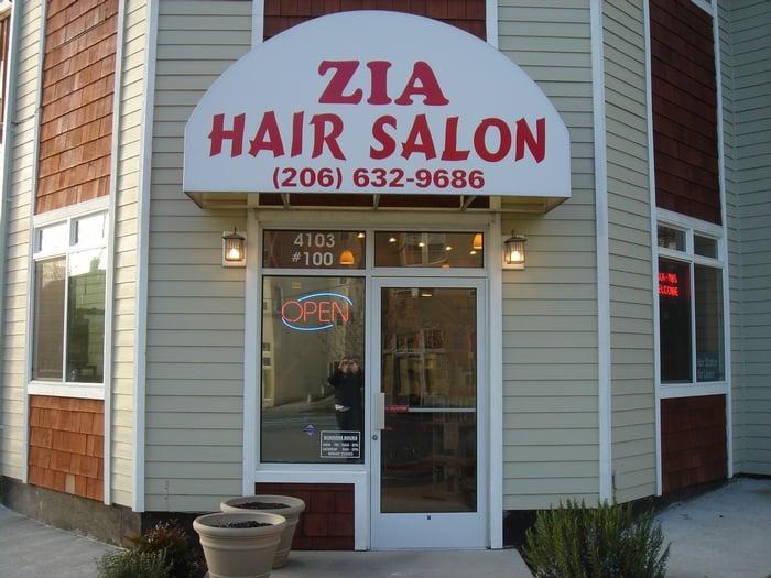 Zia hair salon 14 photos 11 reviews hairdressers for Salon seattle
