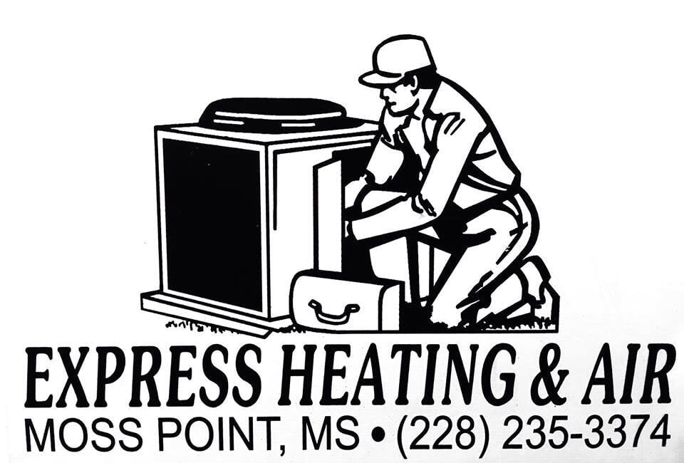 Express Heating & Air: 11301 Presleys Outing Rd, Moss Point, MS