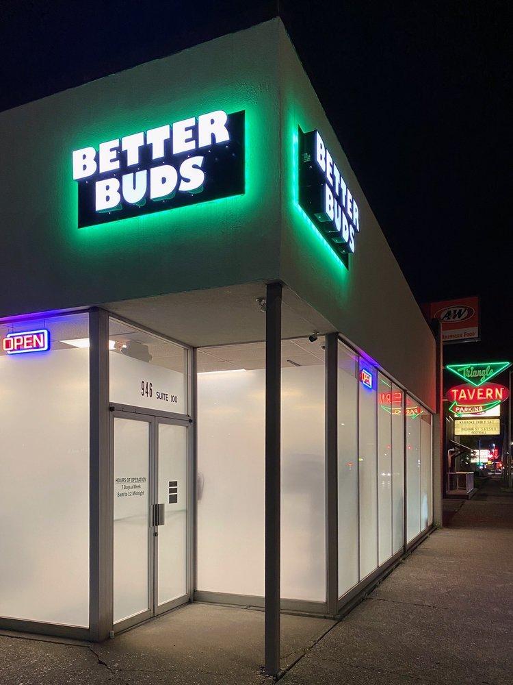 Better Buds: 946 Washington Way, Longview, WA