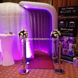 Inflatable Photobooth - Request a Quote - 17 Photos - Photo