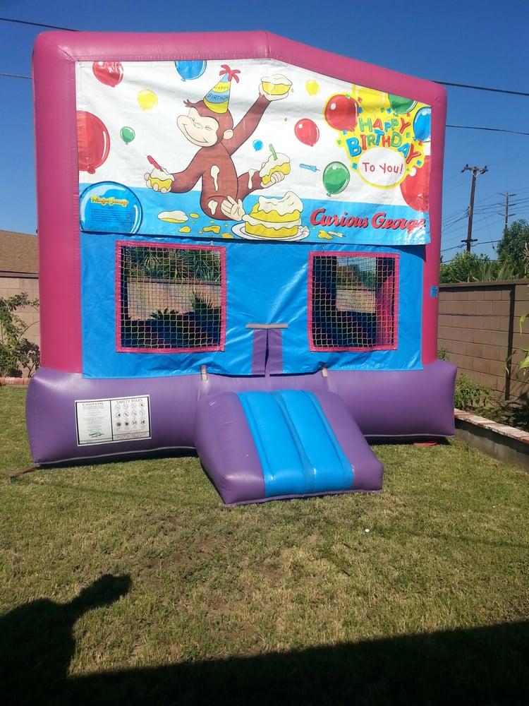 Bounce house rentals orange county ca
