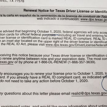 texas drivers license renewal fee