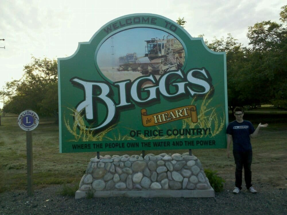 City of Biggs: Biggs, CA