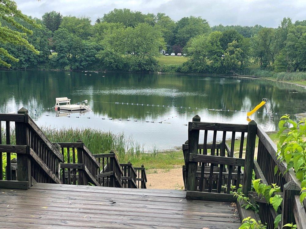 Lakeland Park: 1200 Lakeland Park Dr, Burns Harbor, IN