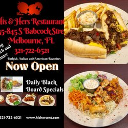 Photo Of His And Hers Restaurant Bar Melbourne Fl United States