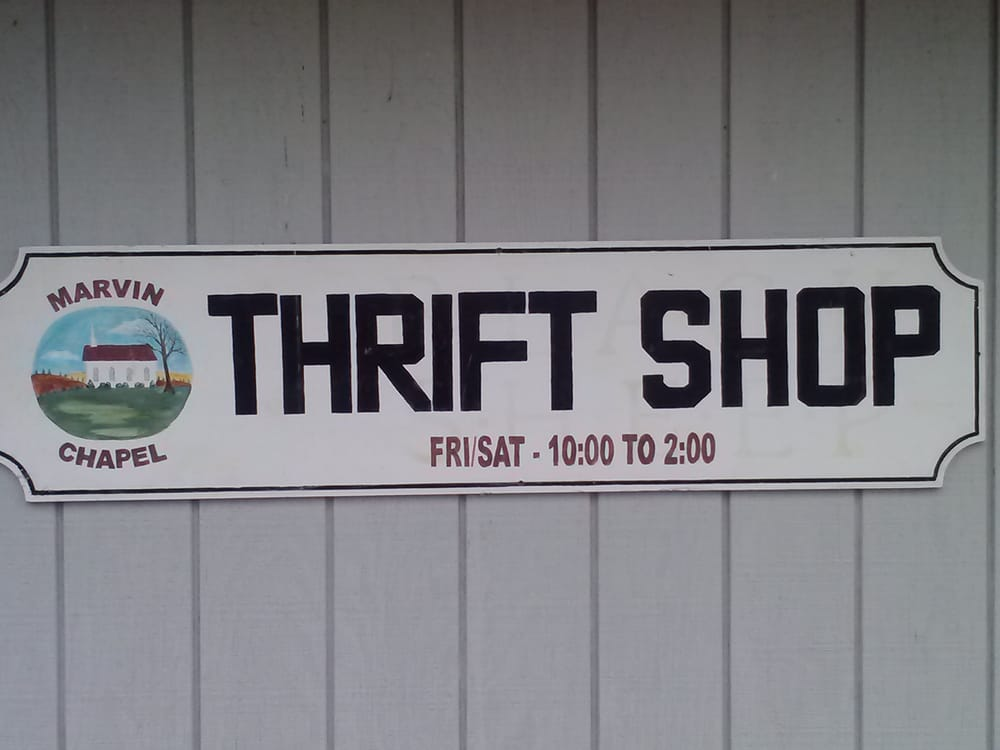 Marvin Chapel Thrift Shop: 5101 Woodville Rd, Mount Airy, MD