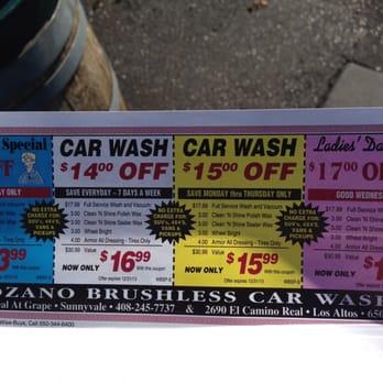 About Lozano Sunnyvale Car Wash