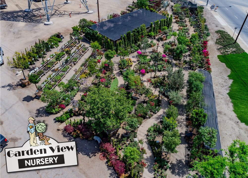 Aerial View Of Garden View Nursery, Off The 605 Freeway In Irwindale, CA    Yelp