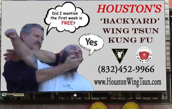 Wing Tsun & Escrima - Houston Southwest: 7100 Clarewood St, Houston, TX