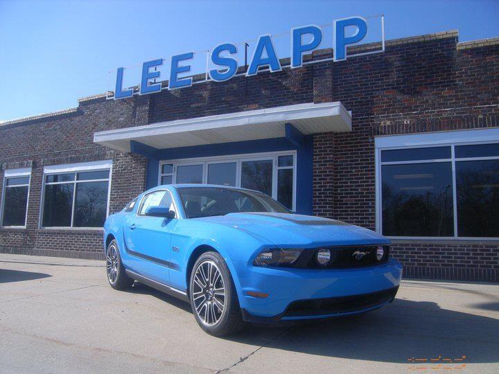 Lee Sapp Ford: 1602 Silver St, Ashland, NE