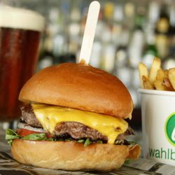 Photo Of Wahlburgers Raleigh Nc United States