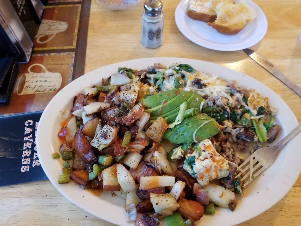 Foothills Cafe: 636 W Stockton St, Sonora, CA