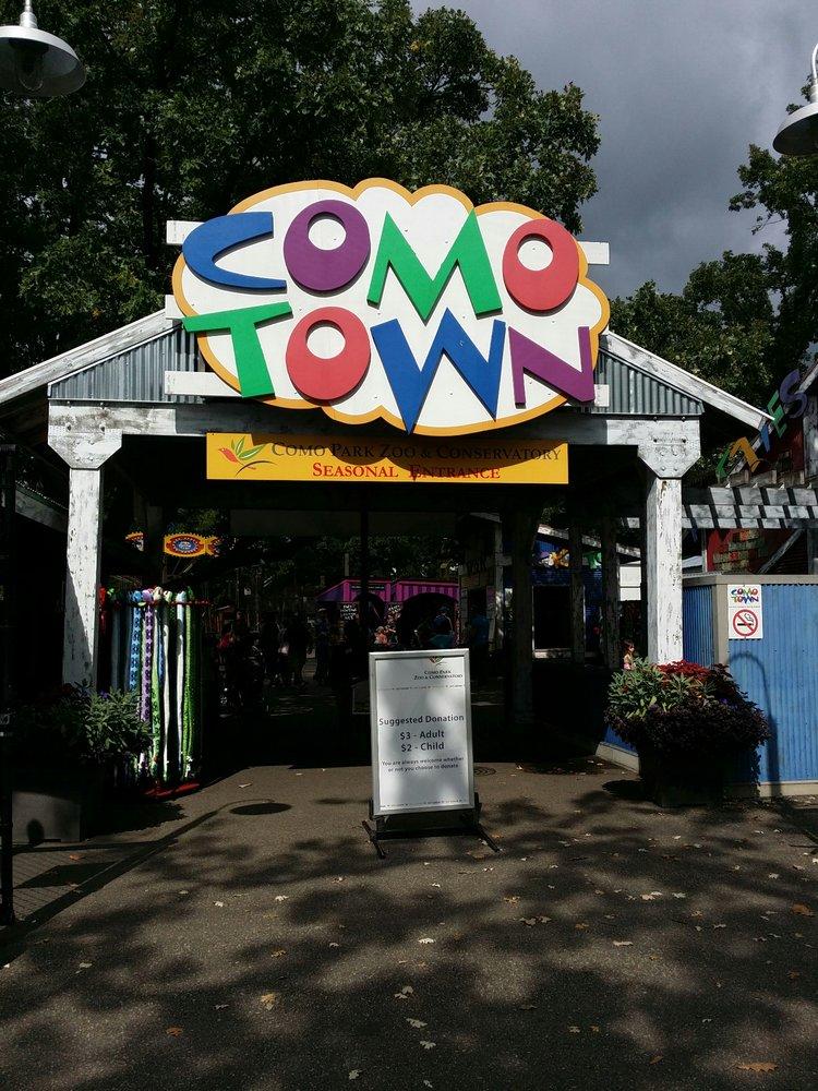 Como Town