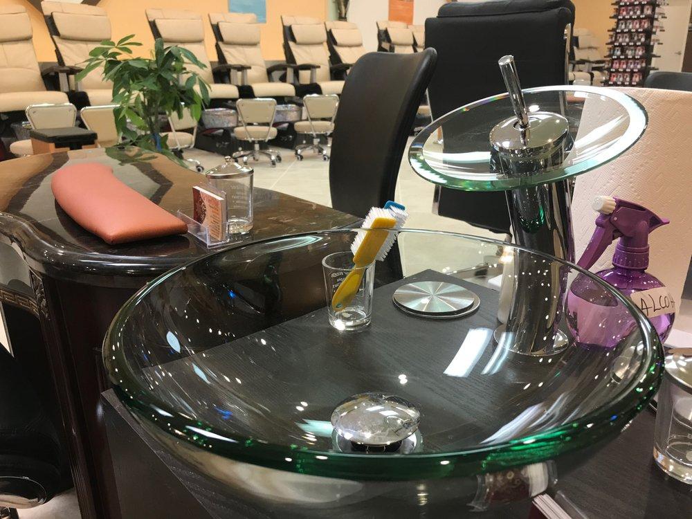 Photos for da vinci nails yelp for A nail salon fort wayne in