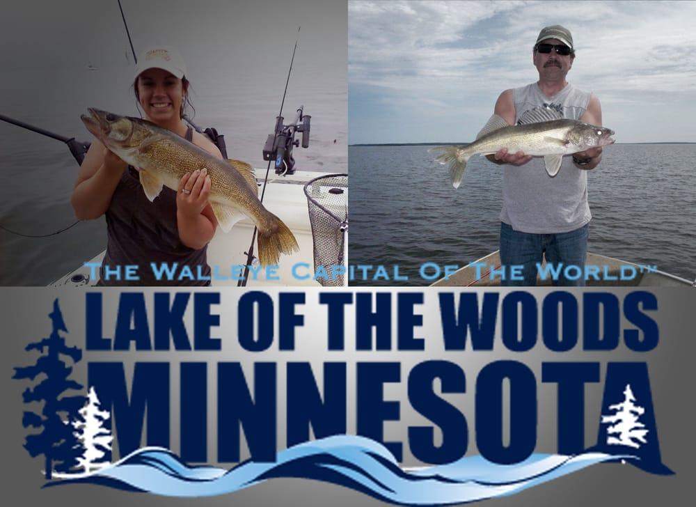 Lake of the Woods Area Tourism Bureau: 930 Main St W, Baudette, MN