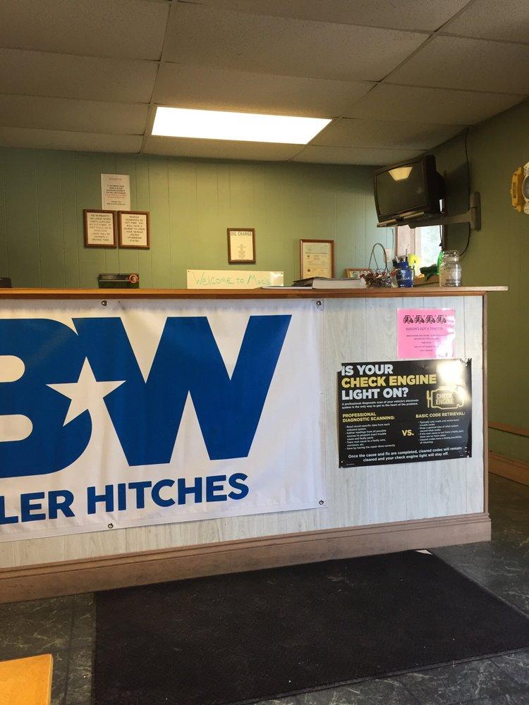 Mac's Auto Service: 5404 Stewart St, Milton, FL