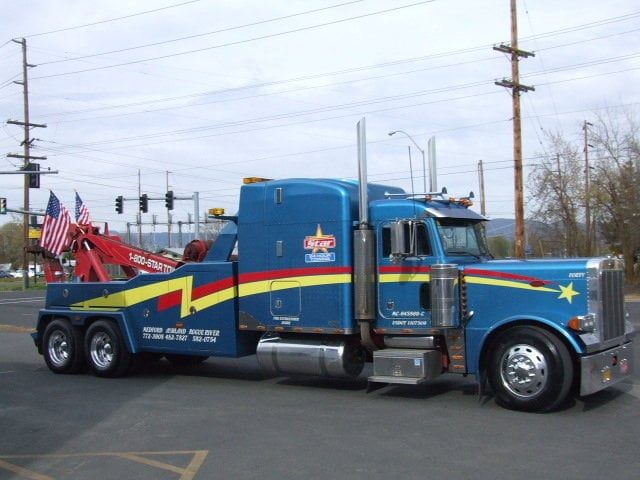Towing business in Medford, OR