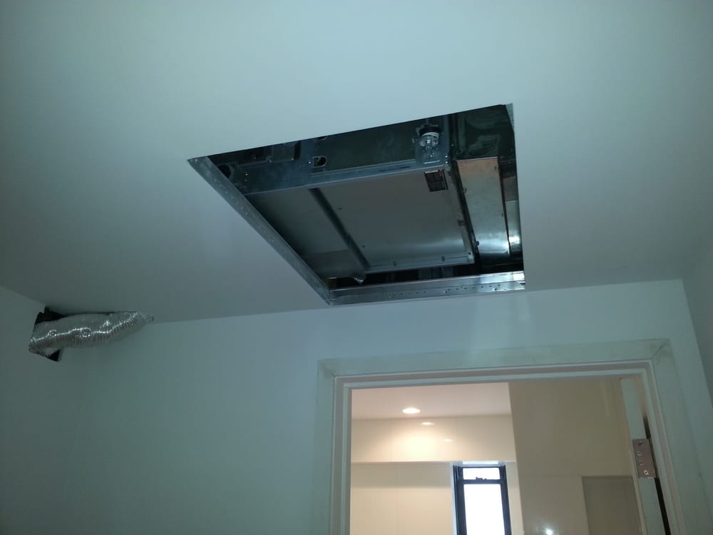 Daikin Vrv Iii S 24k Concealed Unit In Nyc Yelp