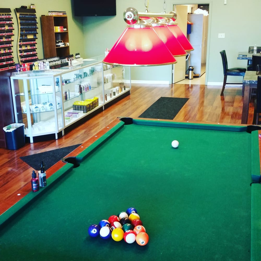 Pool Table Is A Great Addition Yelp - Easton pool table