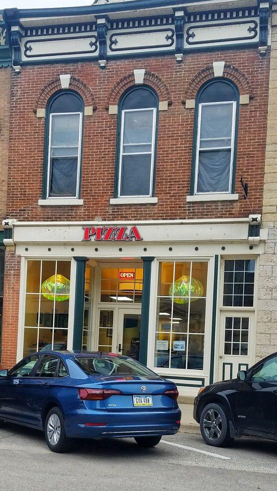 J-N-J Pizza: 127 N Main St, Elkader, IA