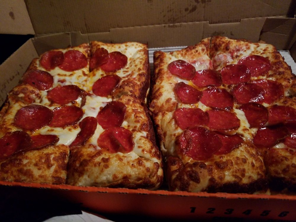 Little Caesars Pizza 322: 6205 Upper Valley Rd, El Paso, TX