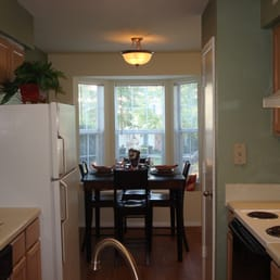 Attirant Photo Of Fairgate Apartments   Raleigh, NC, United States. Model  Home Kitchen