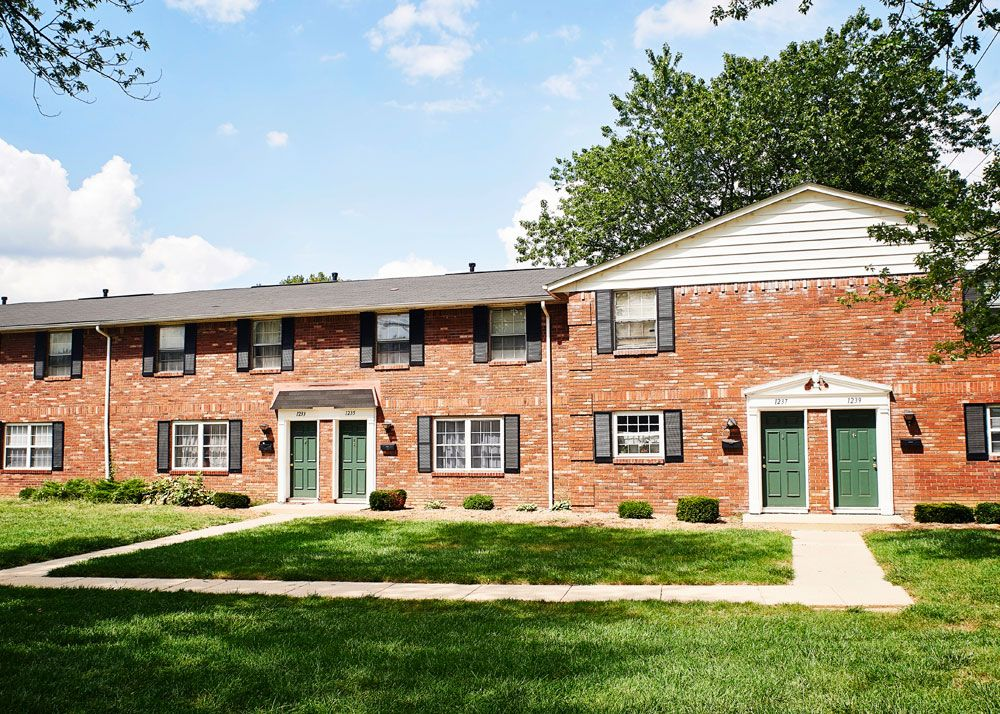 Carriage House West Apartments In Indianapolis Indianapolis In