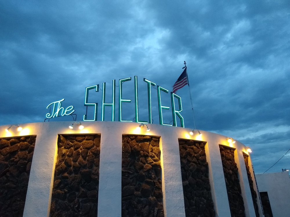 The Shelter Cocktail Lounge